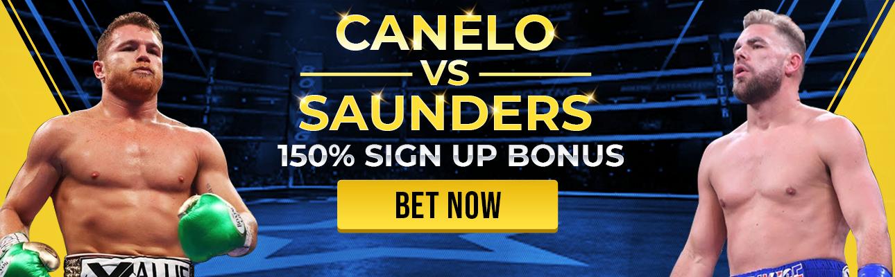 Boxing 150% Signup Bonus