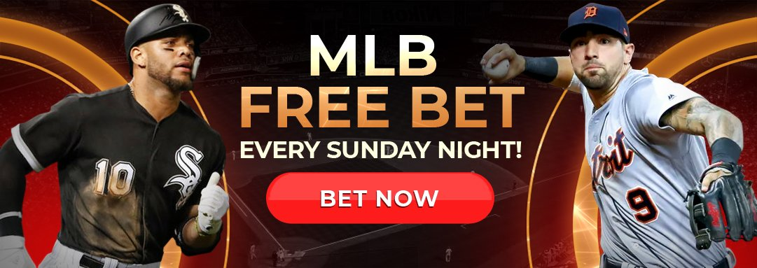 MLB Sunday Free Bet