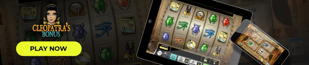 Casino Cleopatra Bonus Logout
