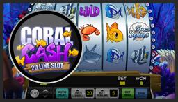 Coral Cash Bonus Slots