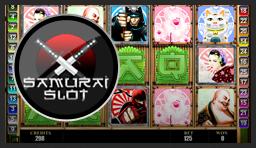 Samurai Slots