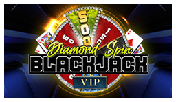 VIP Diamond Spin Blackjack