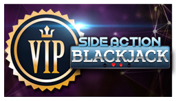 VIP Side Action Blackjack