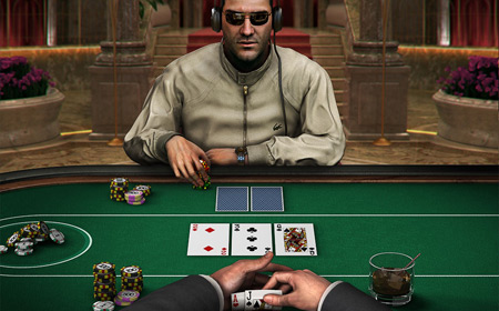 Heads Up Holdem Casino Game