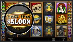 Free Spin Saloon Slots